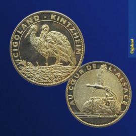Médaille Souvenirs Cigoland