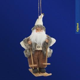 Suspension Père Noël