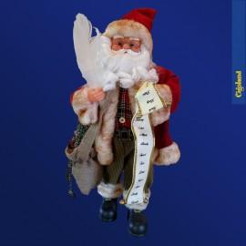 Père Noël musical 45cm