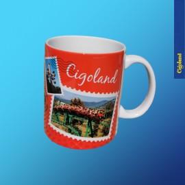 Mug Carte Postale Cigoland